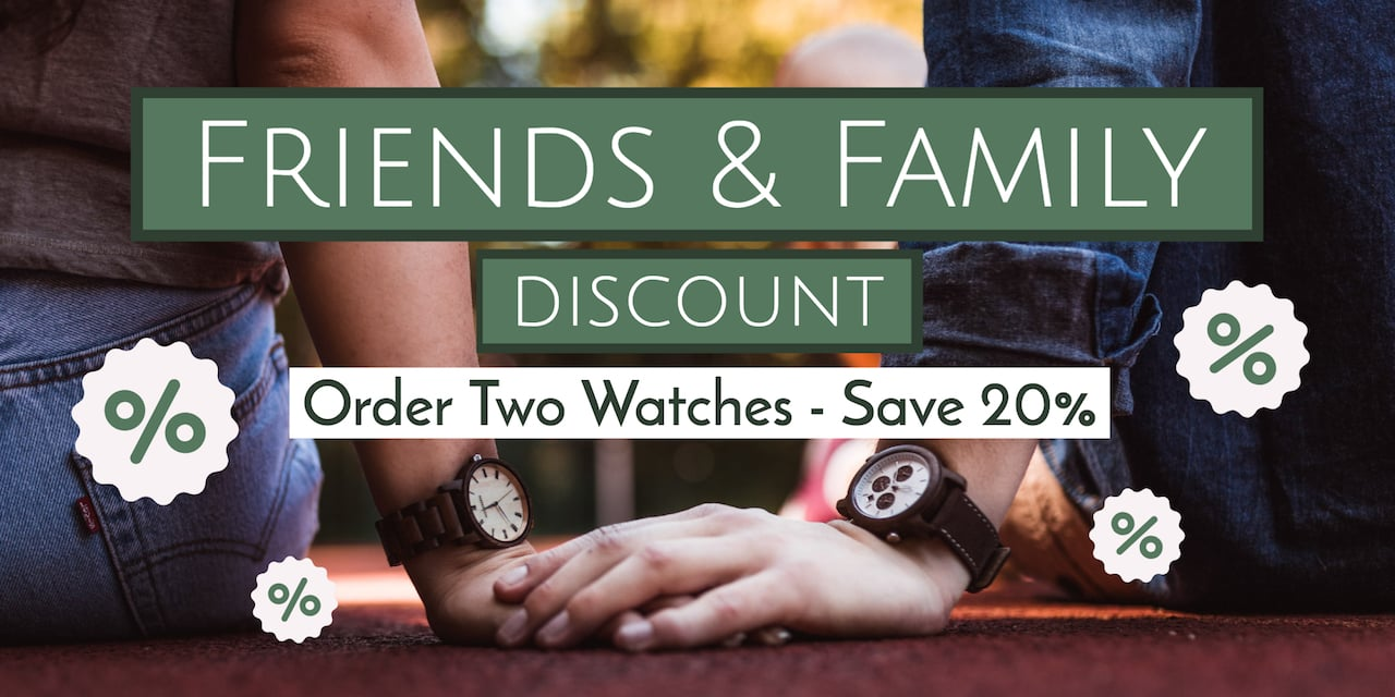 The Holzkern Friends and Family Discount