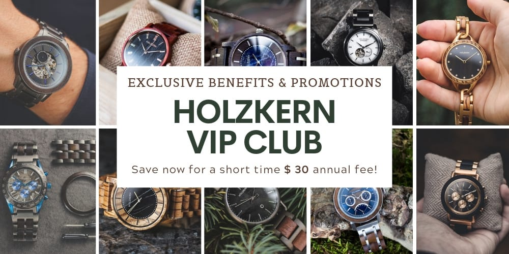 The Holzkern VIP Club