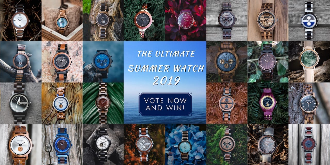 The Ultimate Summer Watch of 2019