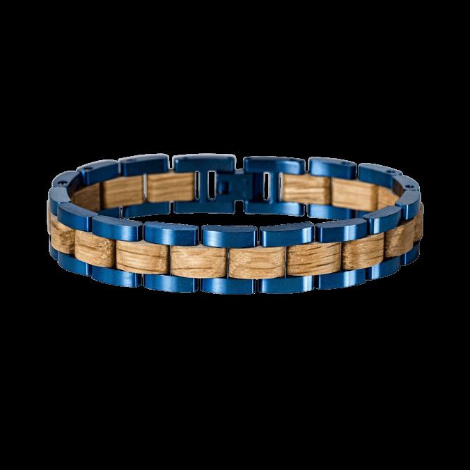 Dreiklang (Eiche/Blau)