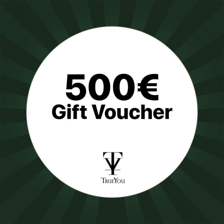 500€ voucher for TrueYou