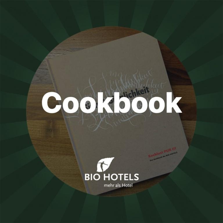 Voucher Biohotel Cookbook