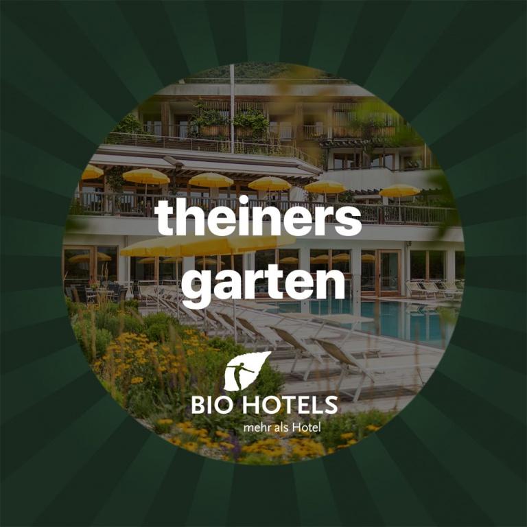 500€ voucher in Hotel theiner's garten
