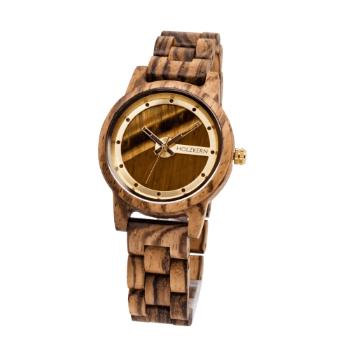 El Capitan (Zebrawood/Tiger's eye)
