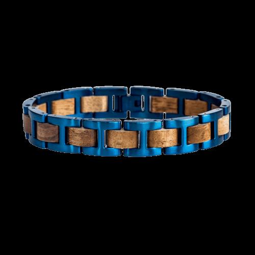 Harmony (Madera de mármol/Azul)