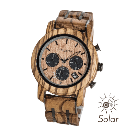 Light Flux (Zebrawood/Zebrawood)
