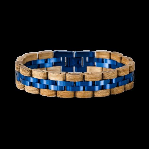 Menuett (Eiche/Blau)