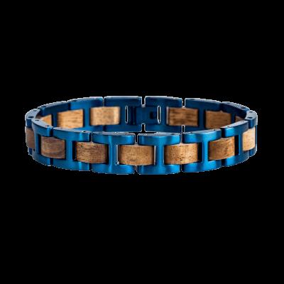 Harmonie (Marmorholz/Blau)