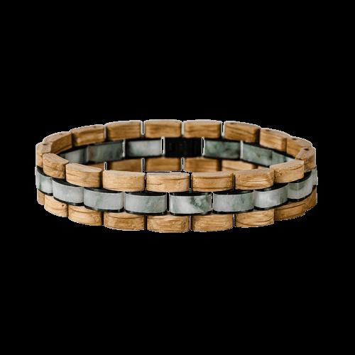 Terzet (Oak/Marble)