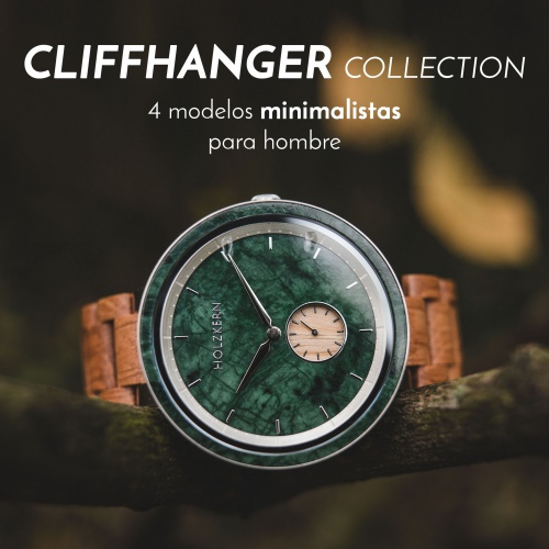 The Cliffhanger Collection (42mm)