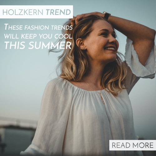 These fashion trends will keep you cool this summer