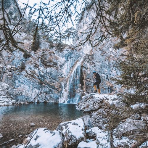Silvester in den Bergen