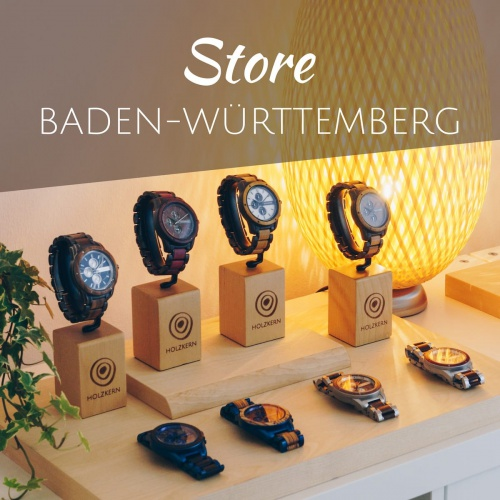 Der Holzkern Store in Baden-Württemberg