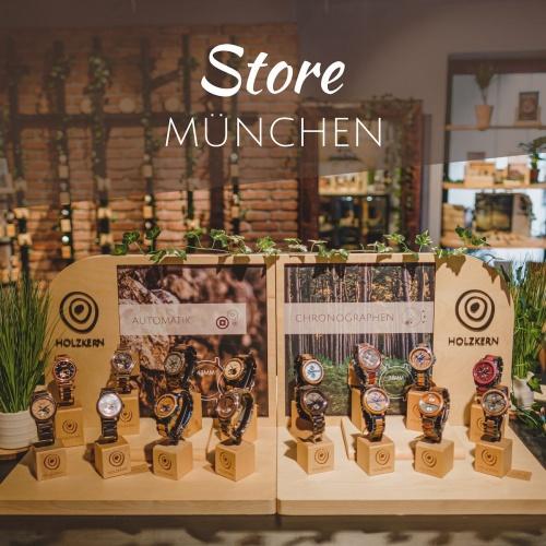 Der Holzkern Store in München