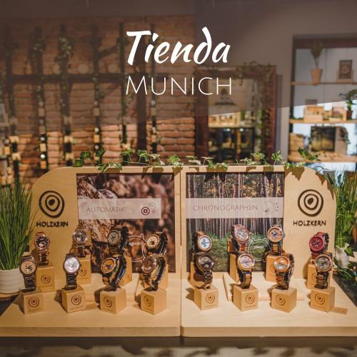 Tienda de Holzkern en Munich
