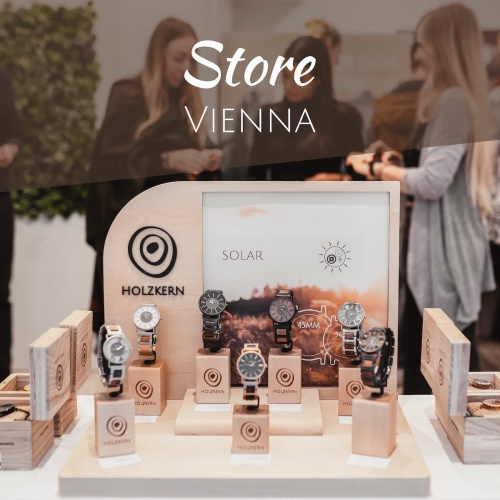 Il Store Holzkern a Vienna
