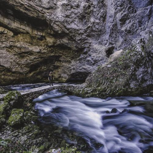 Visitare la verde Slovenia