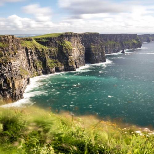Über das Reisen in Irland