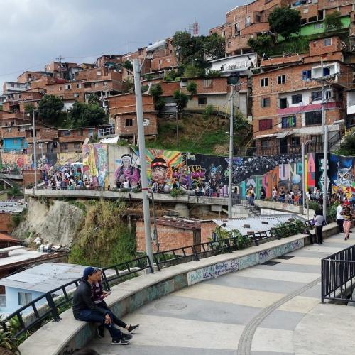 Kolumbien Teil 3 - Von Städten und Menschen