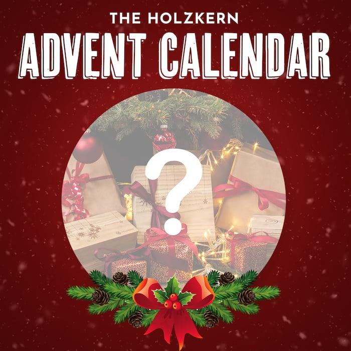The Holzkern Advent Calendar 2019
