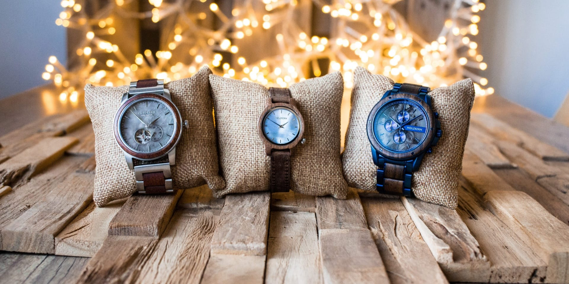 Why Holzkern watches are the ideal gifts