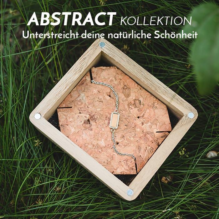 Die Abstract Schmuck-Kollektion