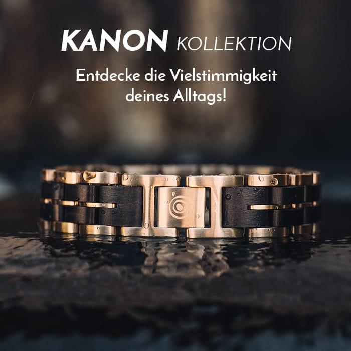 Die Kanon Bandlet-Kollektion (14mm)
