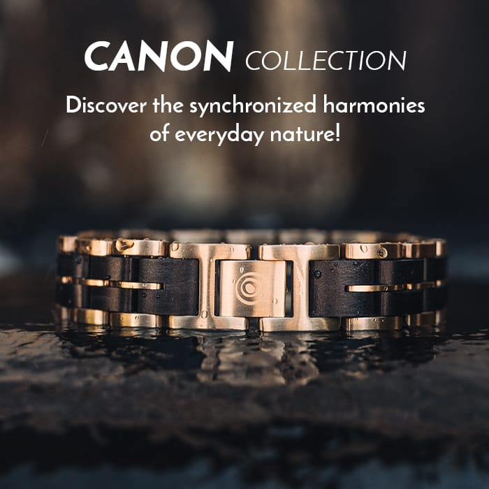 The Canon Bandlet-Collection (14mm)