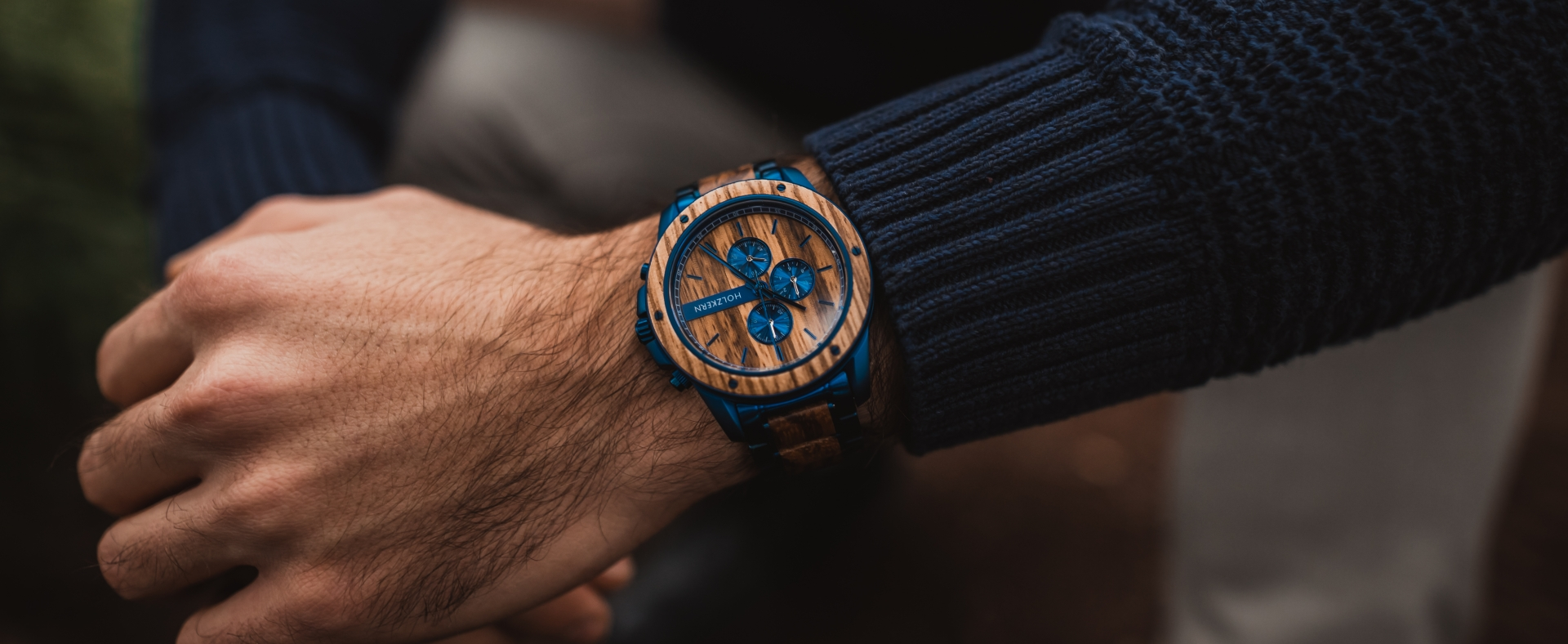 8 Gründe für deinen Chronographen aus Holz und Stein