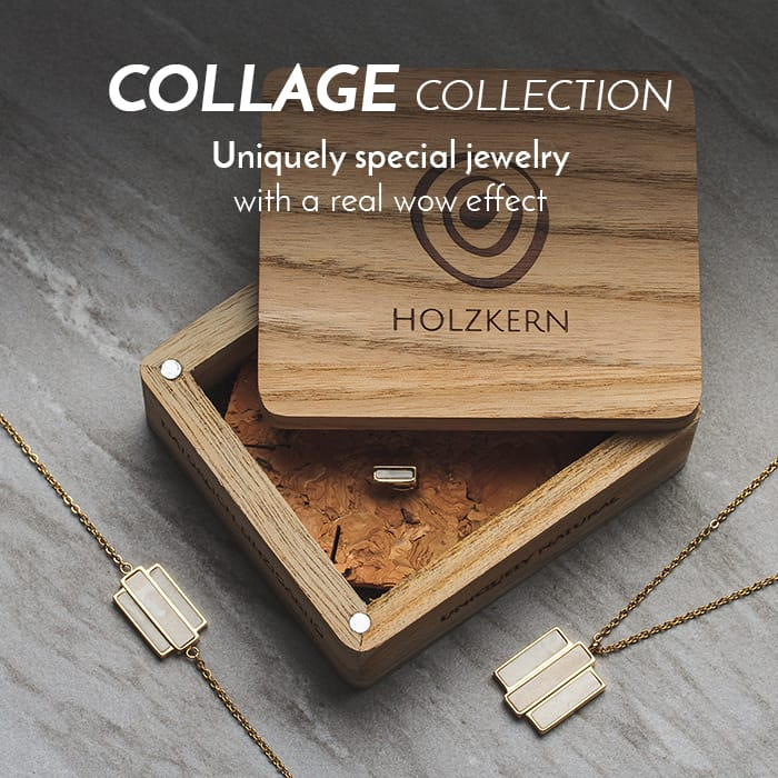The Collage Jewelry-Collection