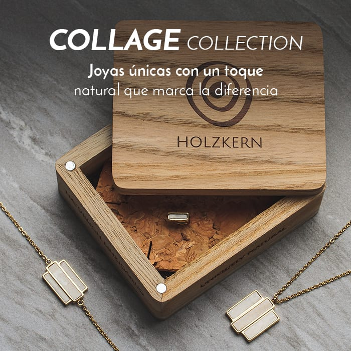The Collage Joyas-Collection
