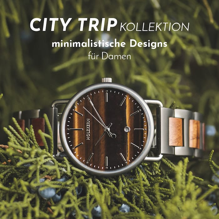 Die City Trip Kollektion (36mm)