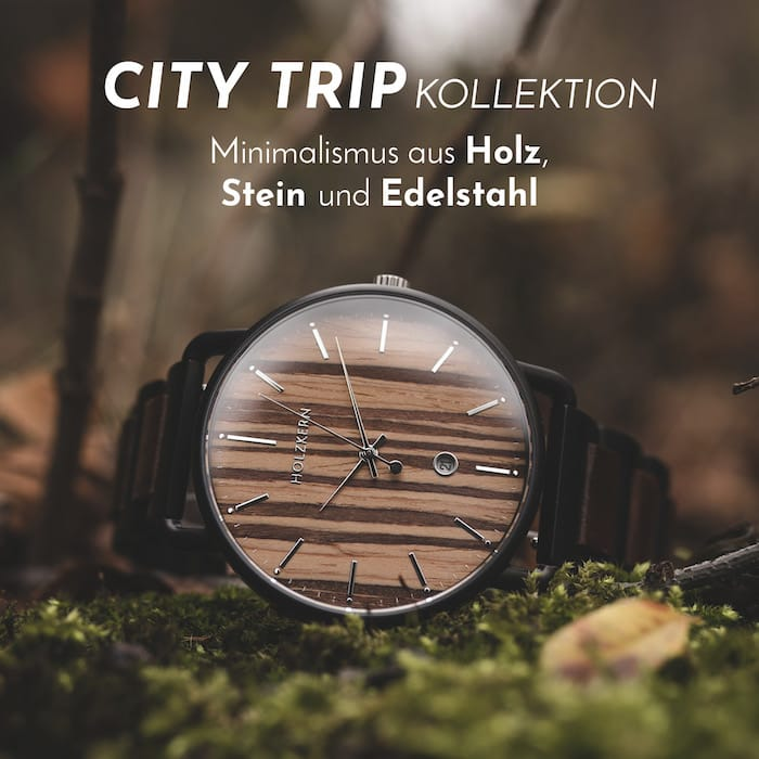 Die City Trip Kollektion (42mm)