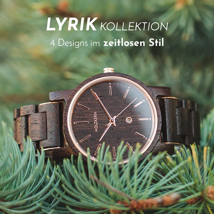 Die Lyrik Kollektion (40mm)
