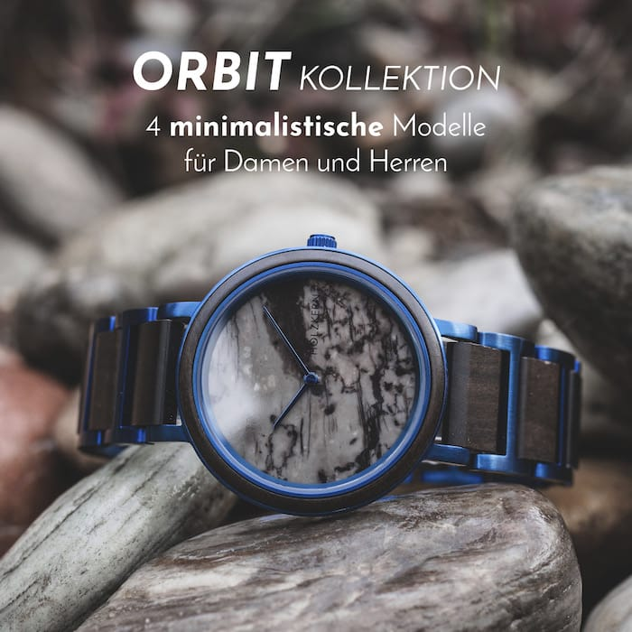 Die Orbit Kollektion (40mm)