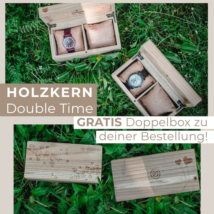 Holzkern Double Time
