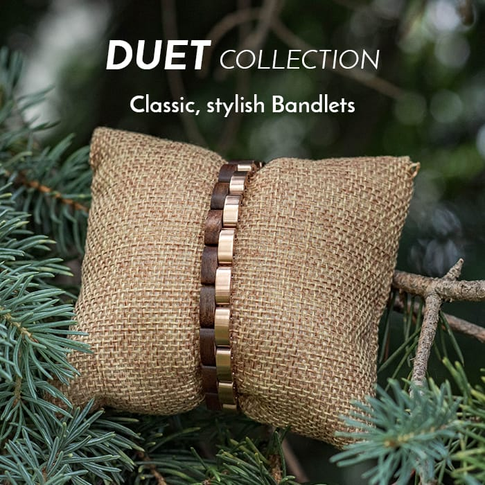 The Duet Bandlet-Collection (8mm)