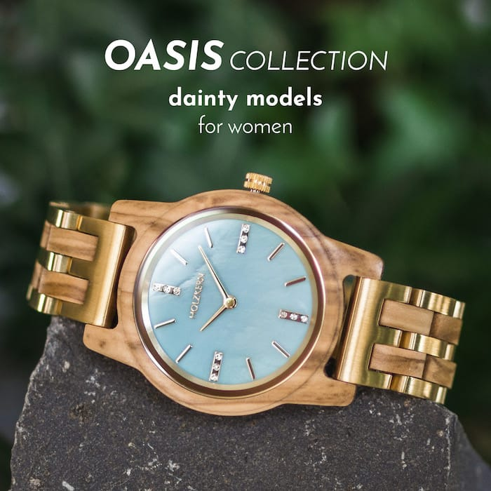 The Oasis Collection (36mm)