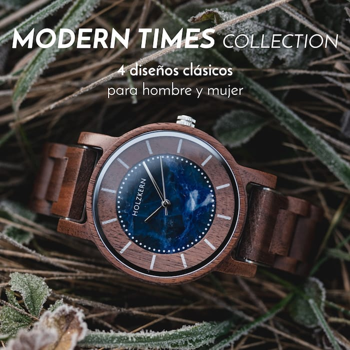 The Modern Times Collection (41mm)