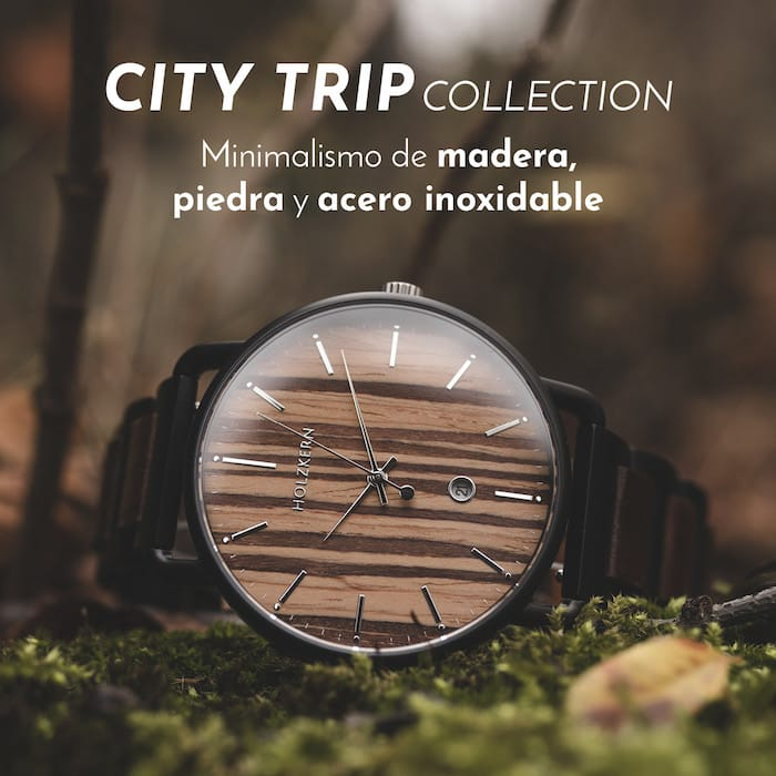 The City Trip Collection (42mm)