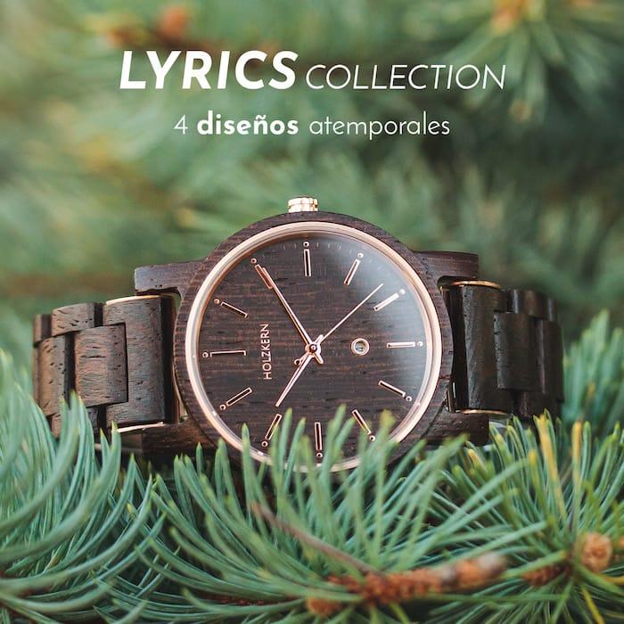 The Lyrics Collection (40mm)