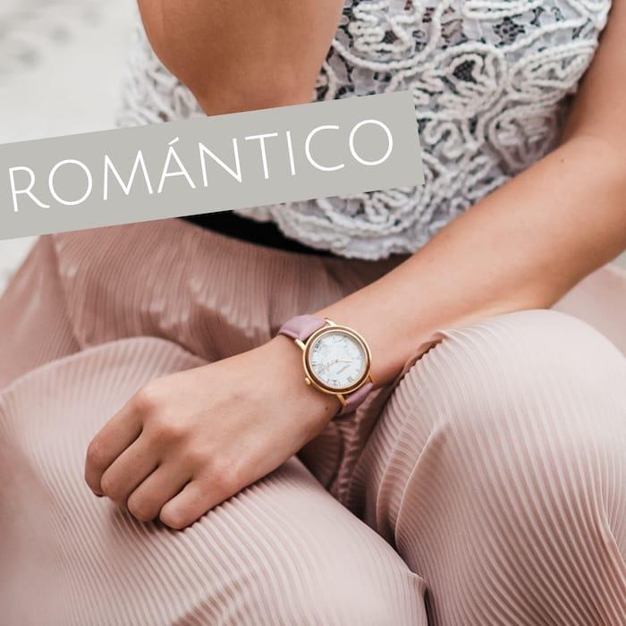 Nácar y brillo para un estilo romántico