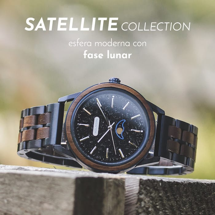 The Satellite Collection (42mm)