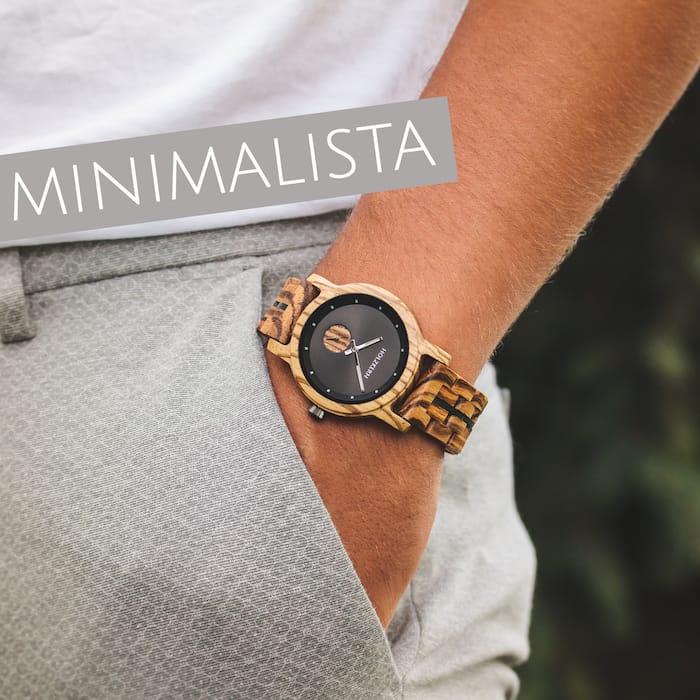 Diseño simple para un look minimalista