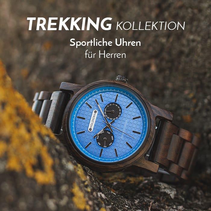 Die Trekking Kollektion (44mm)