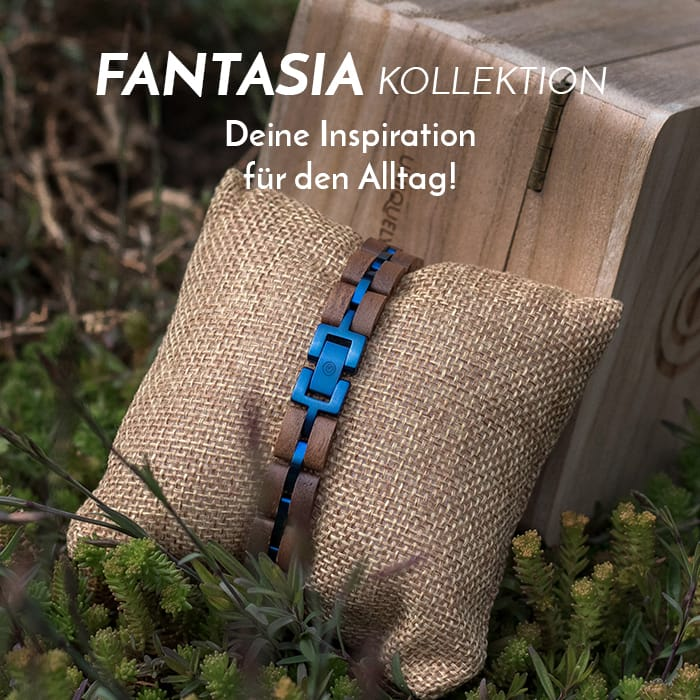 Die Fantasia Bandlet-Kollektion (10mm)