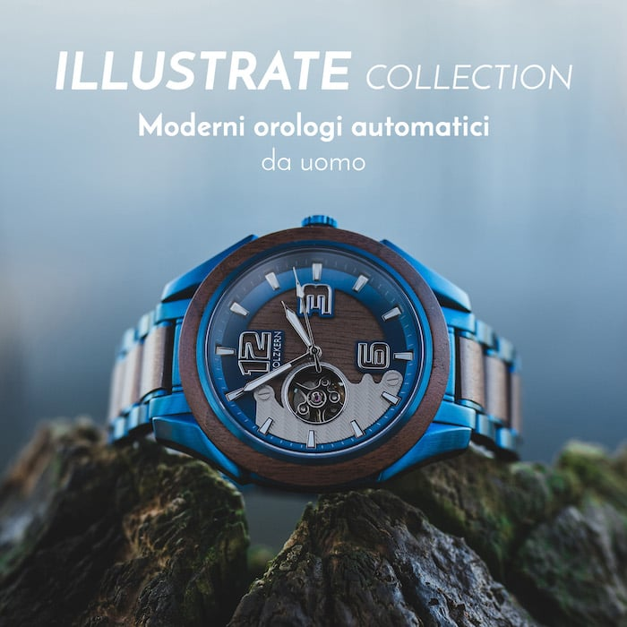 The Illustrate Collection (43mm)