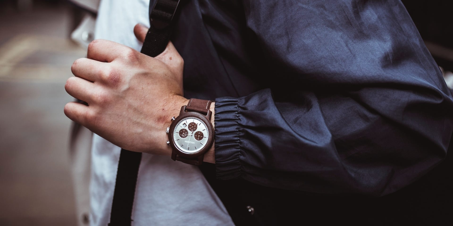 8 Reasons Why You Should own a Chronograph made of Wood and Stone