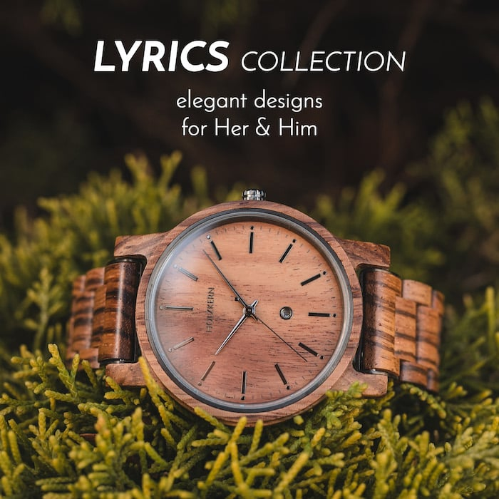 The Lyrics Collection (40mm)
