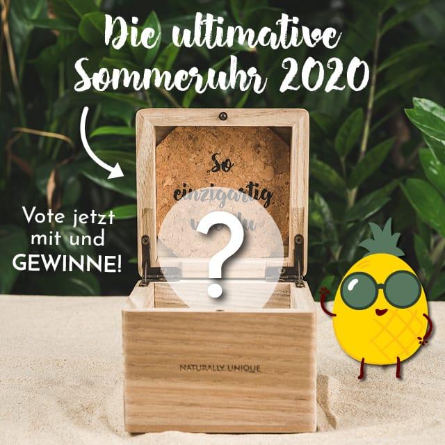 Die Ultimative Sommeruhr 2020